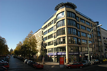 Physiotherapie Axis Danziger Straße Berlin